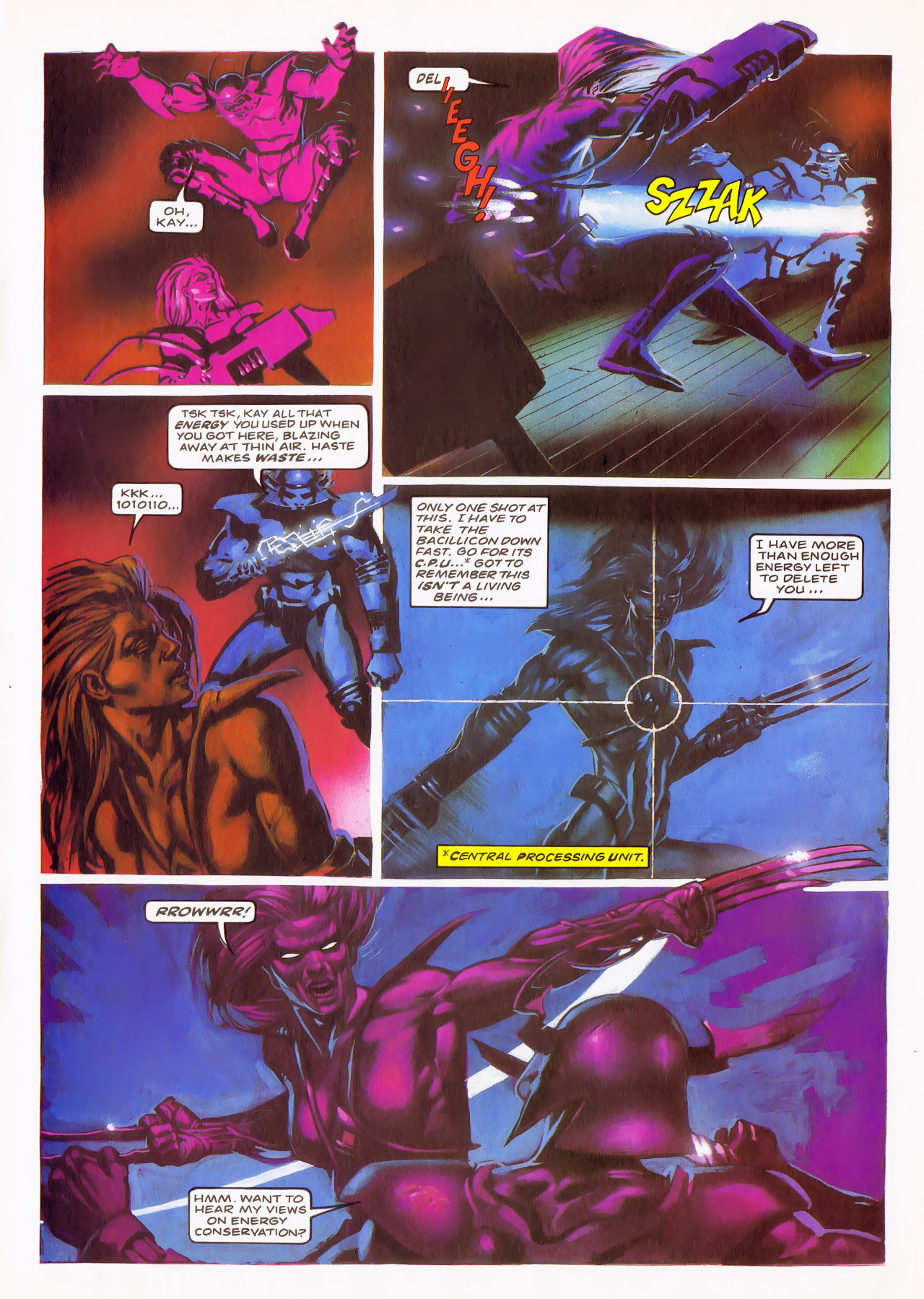 Read online Overkill comic -  Issue #24 - 15