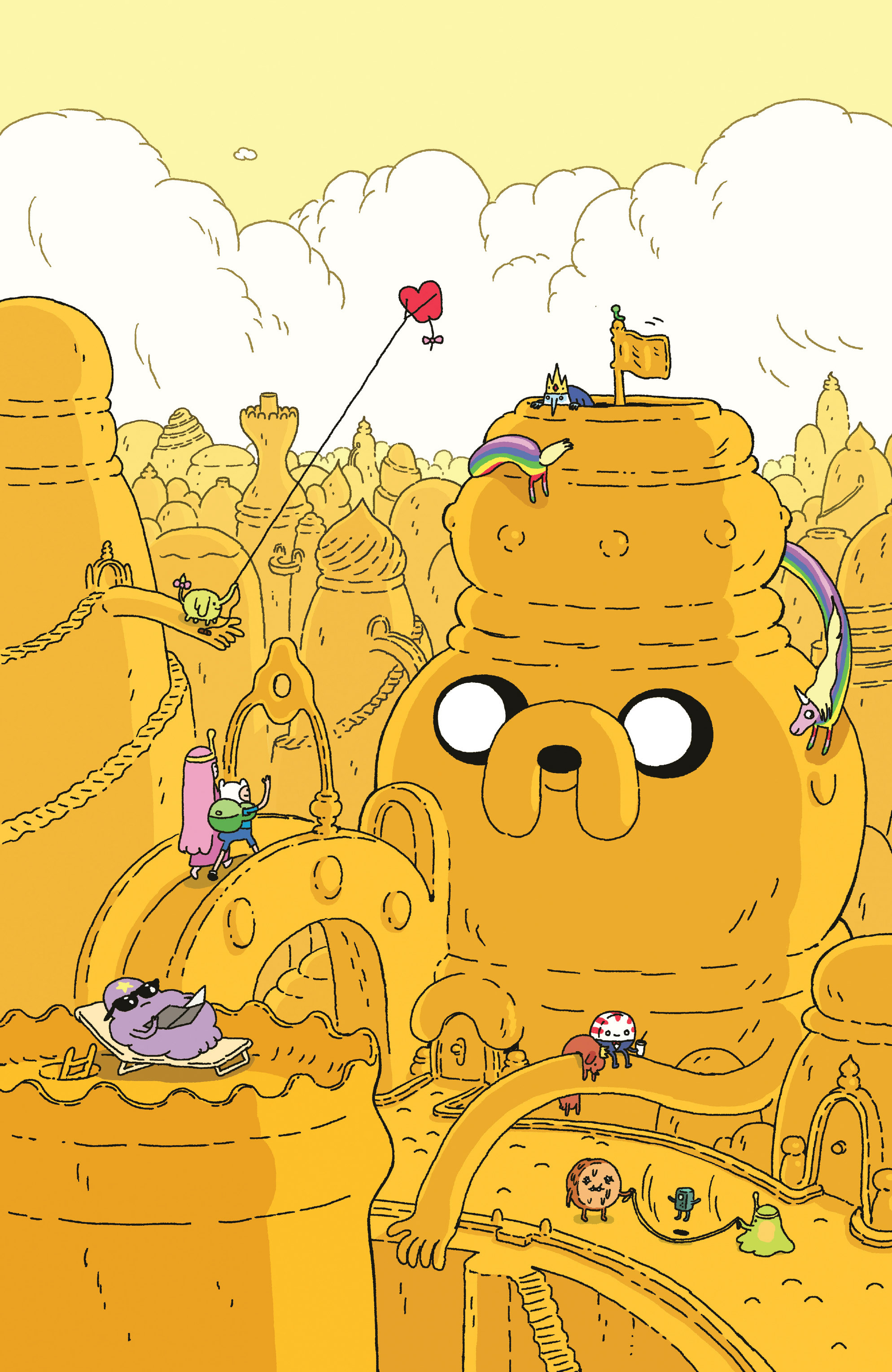 Read online Adventure Time comic -  Issue #6 - 4