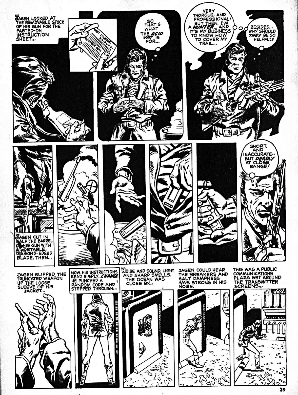 Scream (1973) issue 8 - Page 37