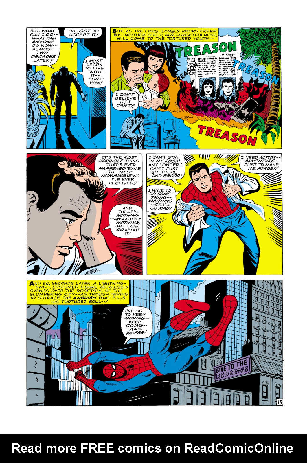 The Amazing Spider-Man (1963) _Annual_5 Page 13