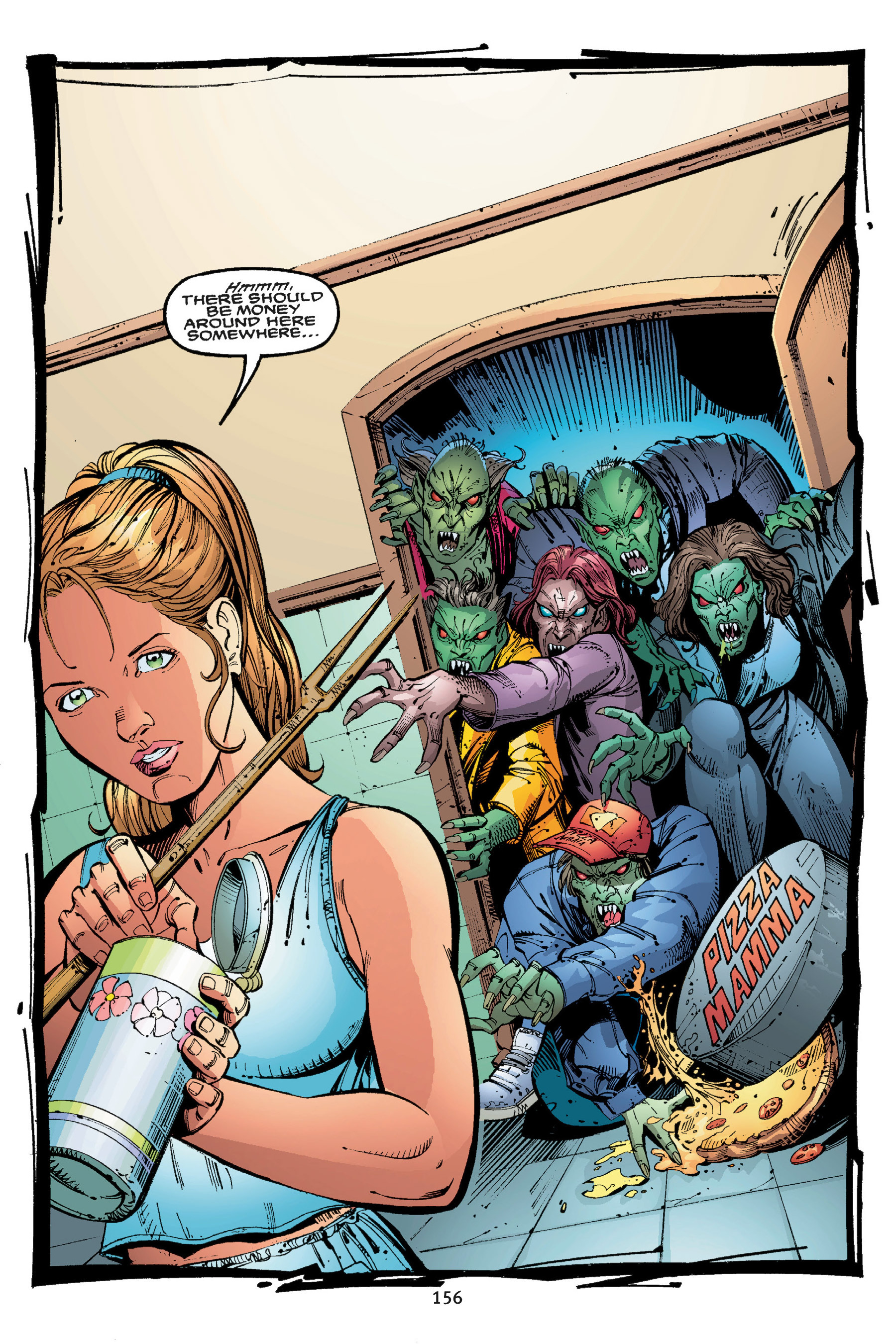 Read online Buffy the Vampire Slayer: Omnibus comic -  Issue # TPB 3 - 151