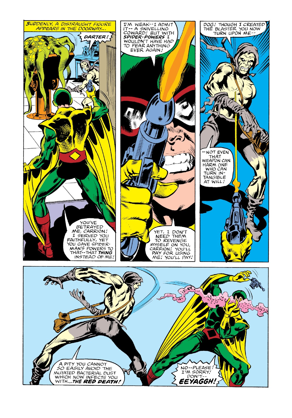 Read online Marvel Masterworks: The Spectacular Spider-Man comic -  Issue # TPB 2 (Part 3) - 88