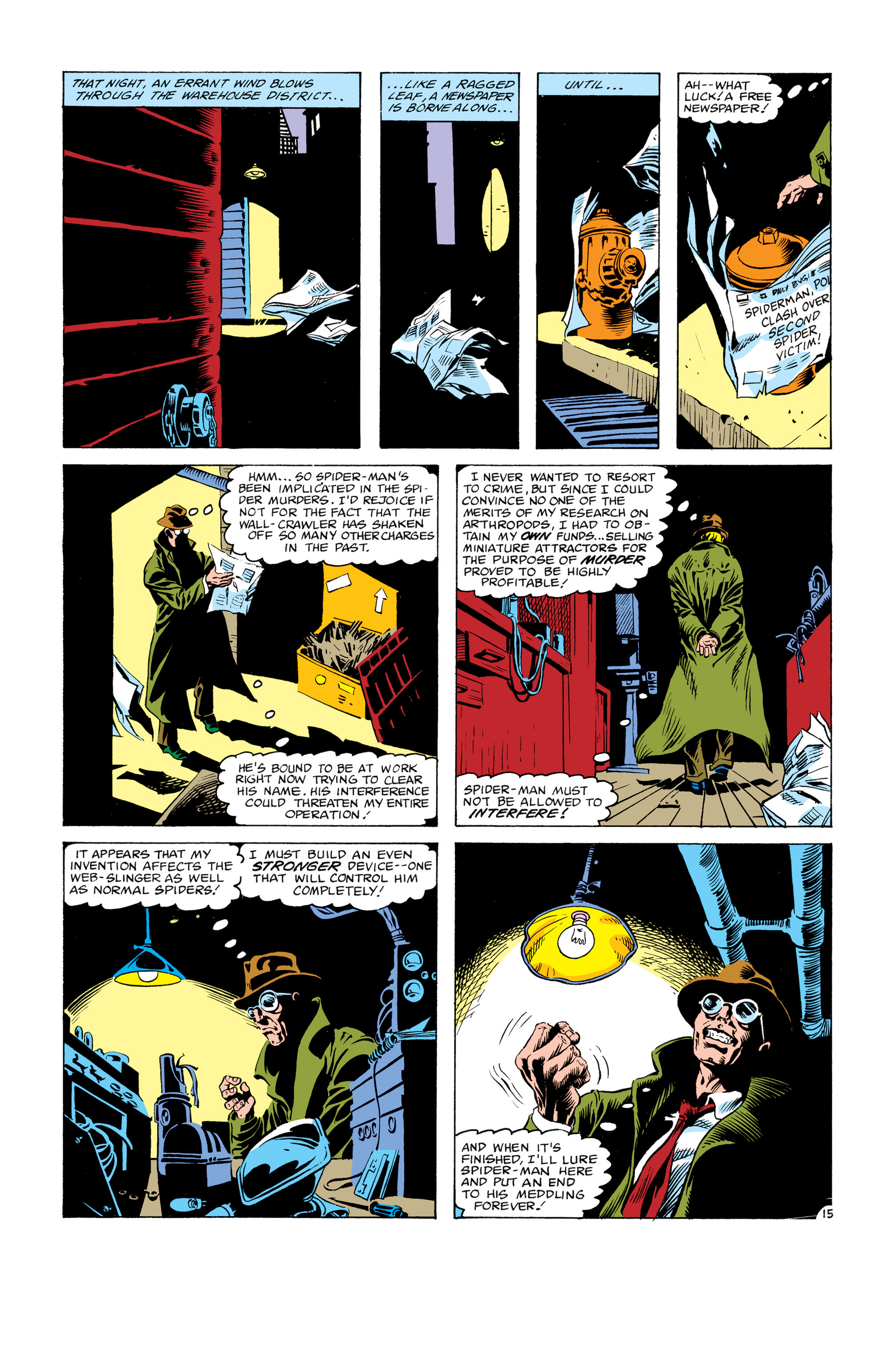 The Amazing Spider-Man (1963) 228 Page 15