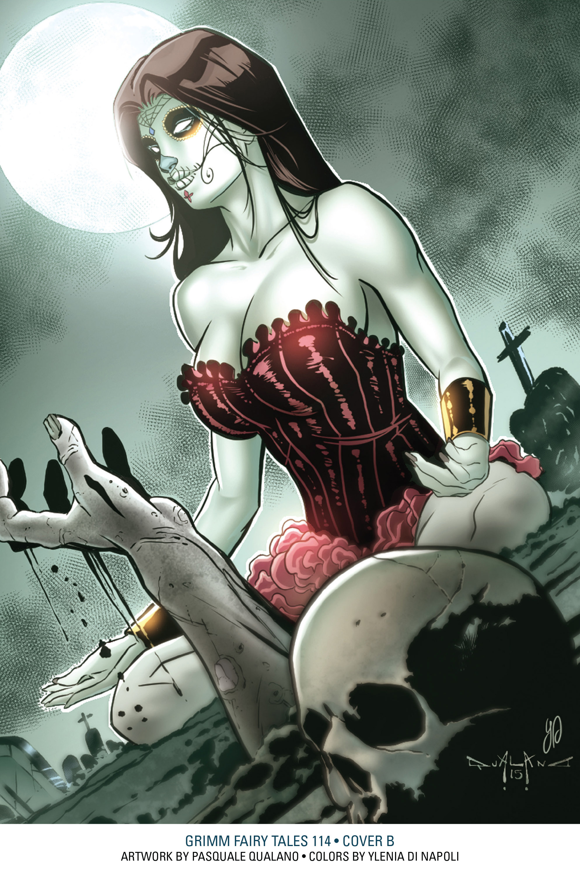 Read online Grimm Fairy Tales: Arcane Acre comic -  Issue # TPB 3 - 147