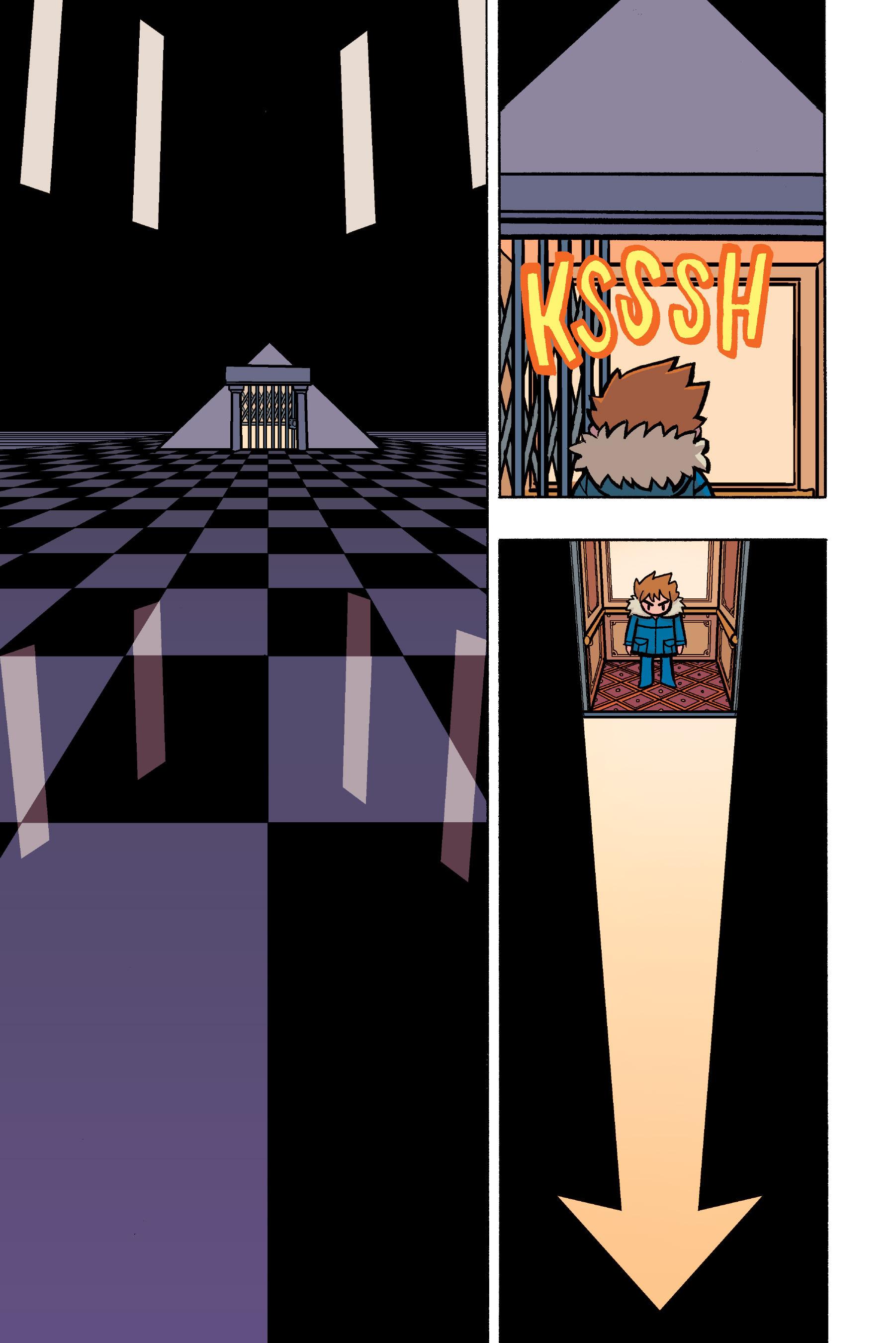 Read online Scott Pilgrim comic -  Issue #6 - 98