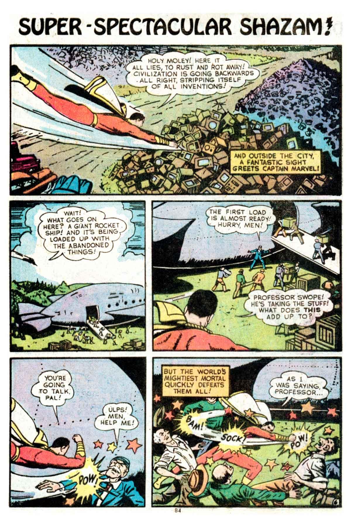 Read online Shazam! (1973) comic -  Issue #15 - 84