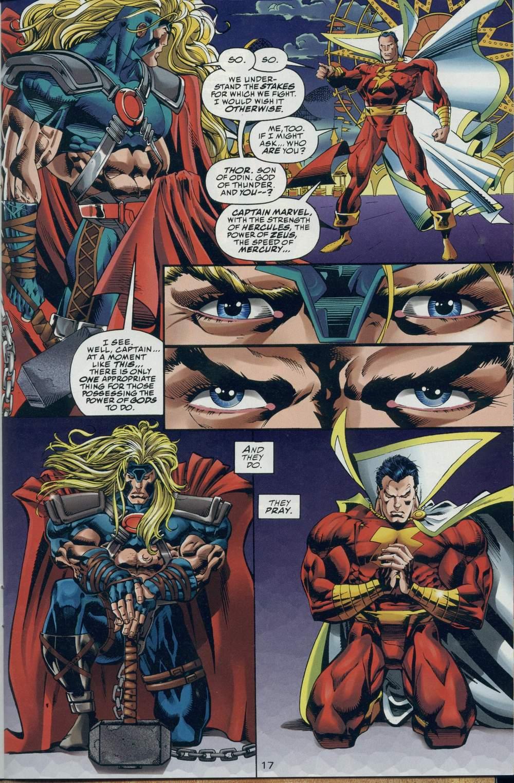 Read online DC Versus Marvel Comics comic -  Issue #2 - 18