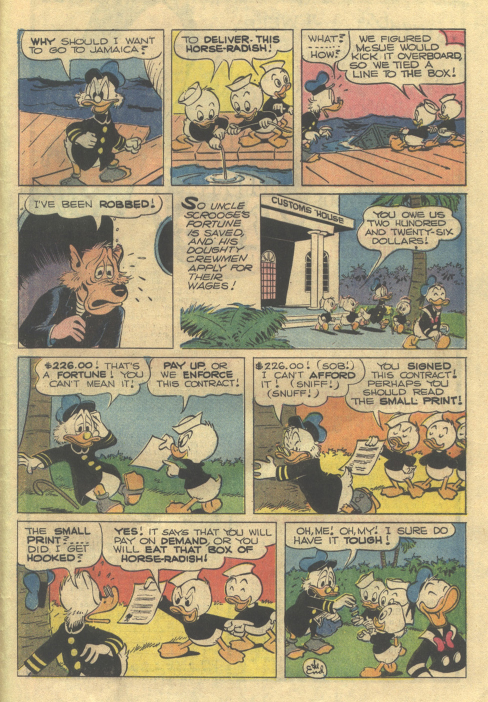 Read online Uncle Scrooge (1953) comic -  Issue #105 - 29