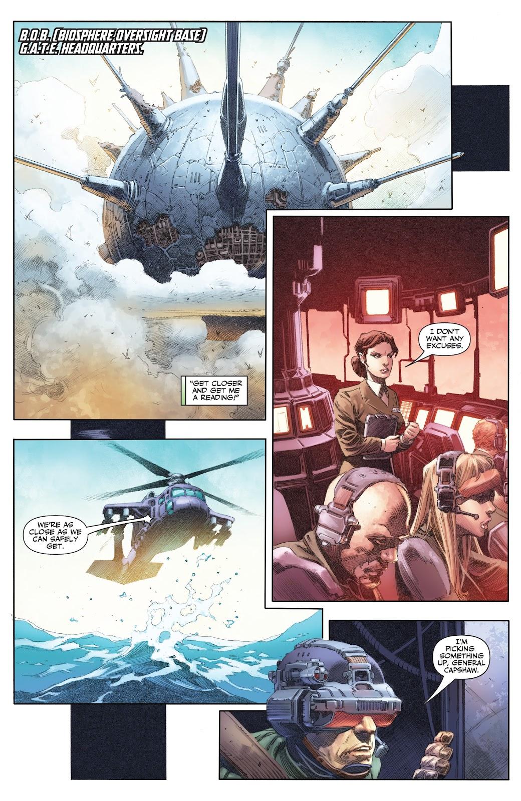 Read online X-O Manowar (2017) comic -  Issue #23 - 10