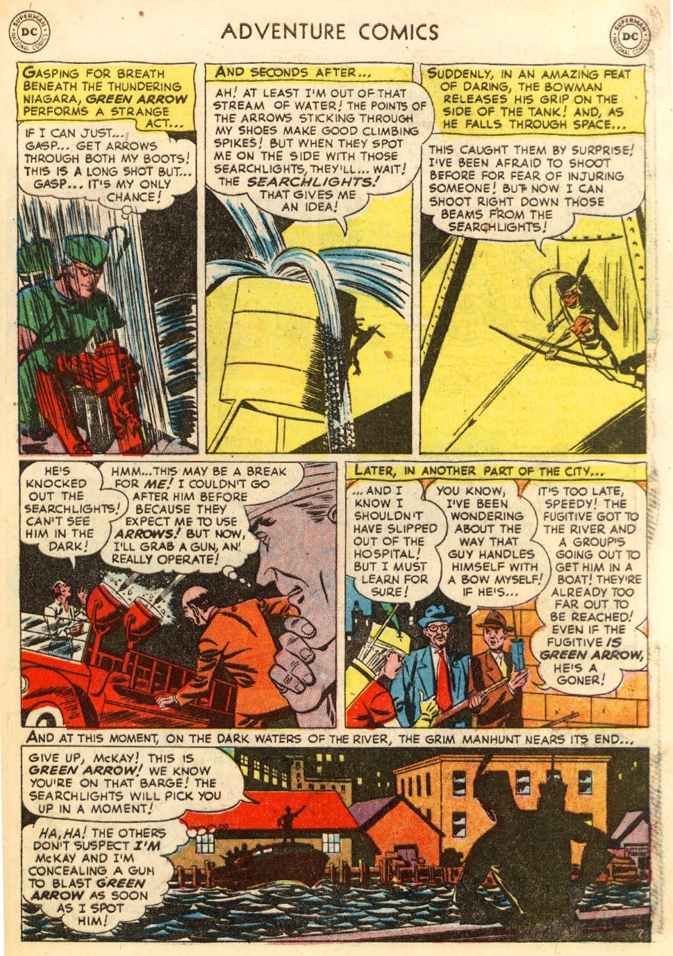 Read online Adventure Comics (1938) comic -  Issue #170 - 41