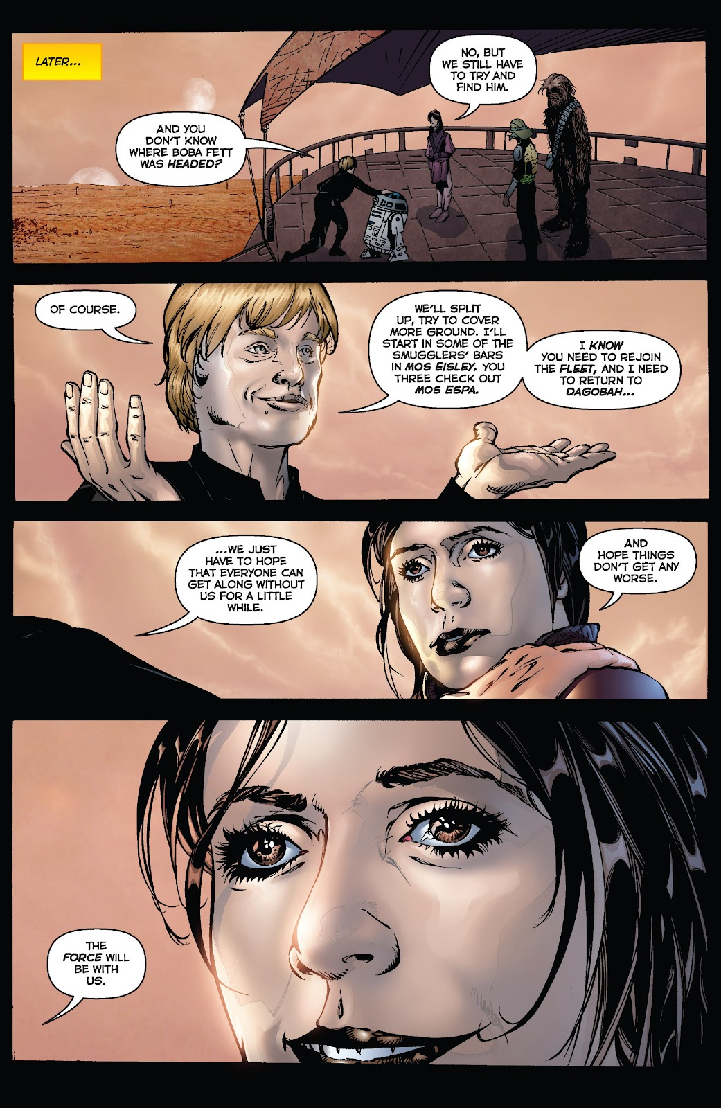 Read online Star Wars Legends: Infinities - Epic Collection comic -  Issue # TPB (Part 3) - 10
