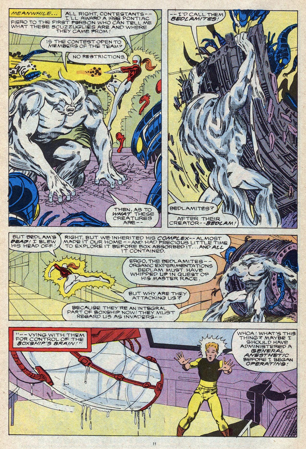 Read online Alpha Flight (1983) comic -  Issue #56 - 16