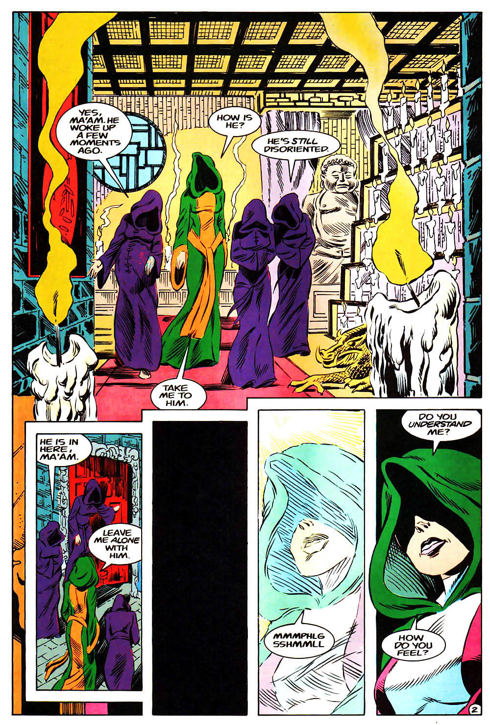 Elementals (1984) issue 18 - Page 4