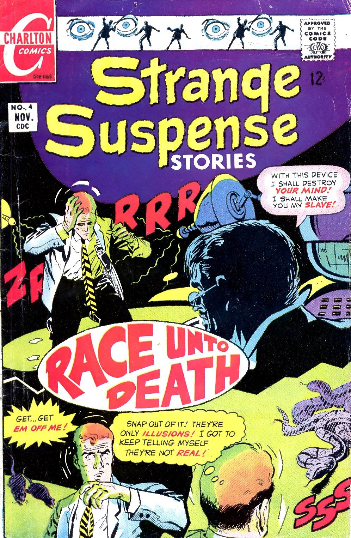 Strange Suspense Stories (1967) issue 4 - Page 1