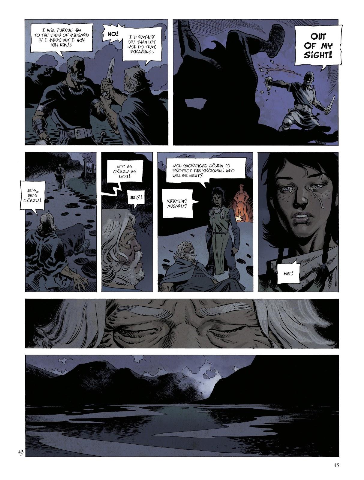 Read online Asgard comic -  Issue #1 - 47