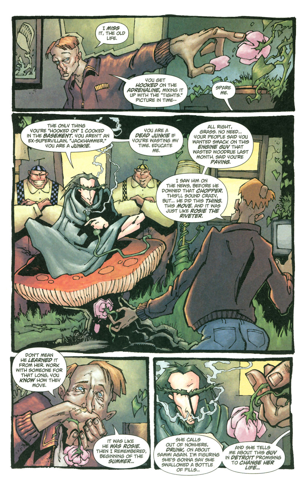Read online Enginehead comic -  Issue #4 - 11