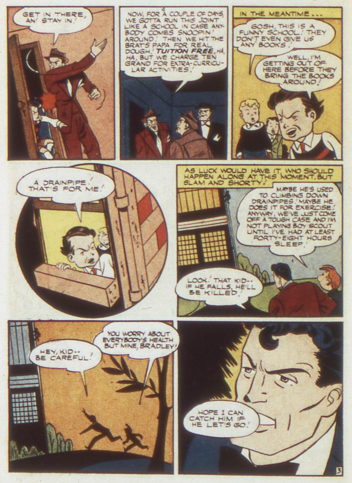 Read online Detective Comics (1937) comic -  Issue #87 - 38