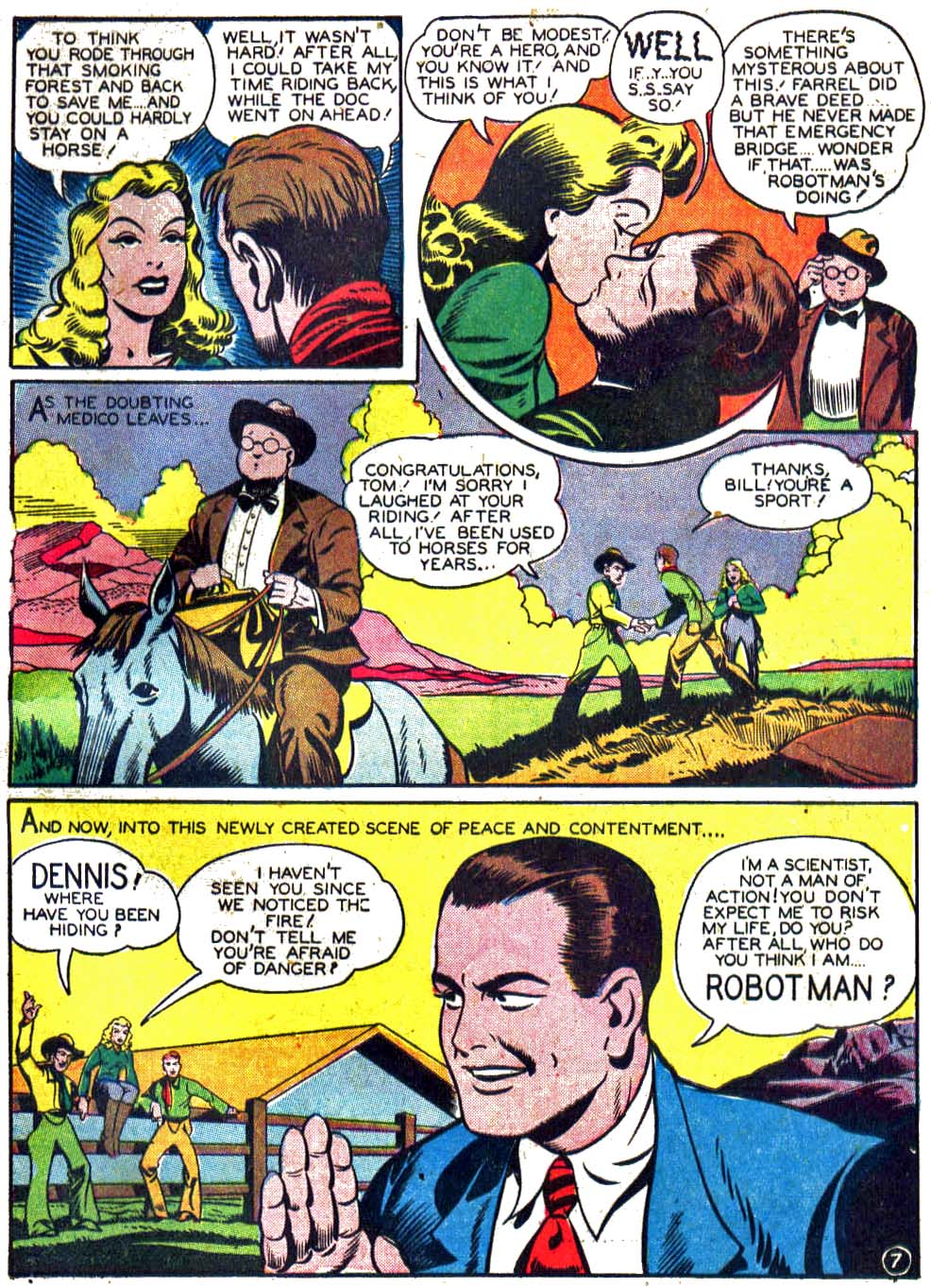 Star Spangled Comics (1941) issue 27 - Page 57