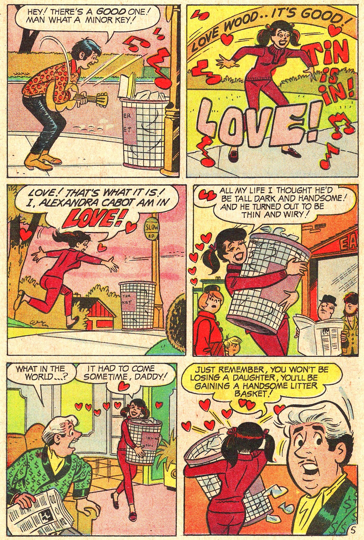 Read online She's Josie comic -  Issue #34 - 17