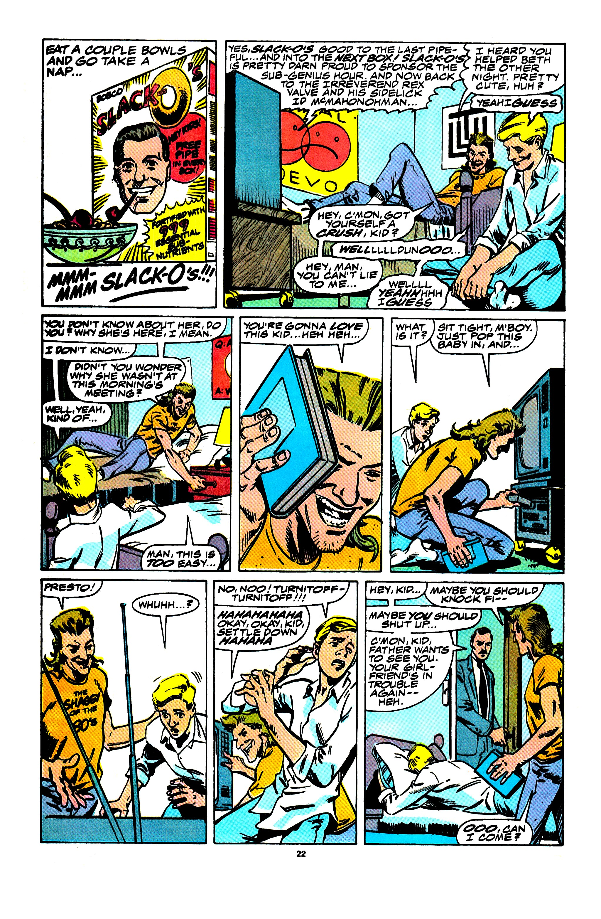 Read online X-Factor (1986) comic -  Issue #47 - 18