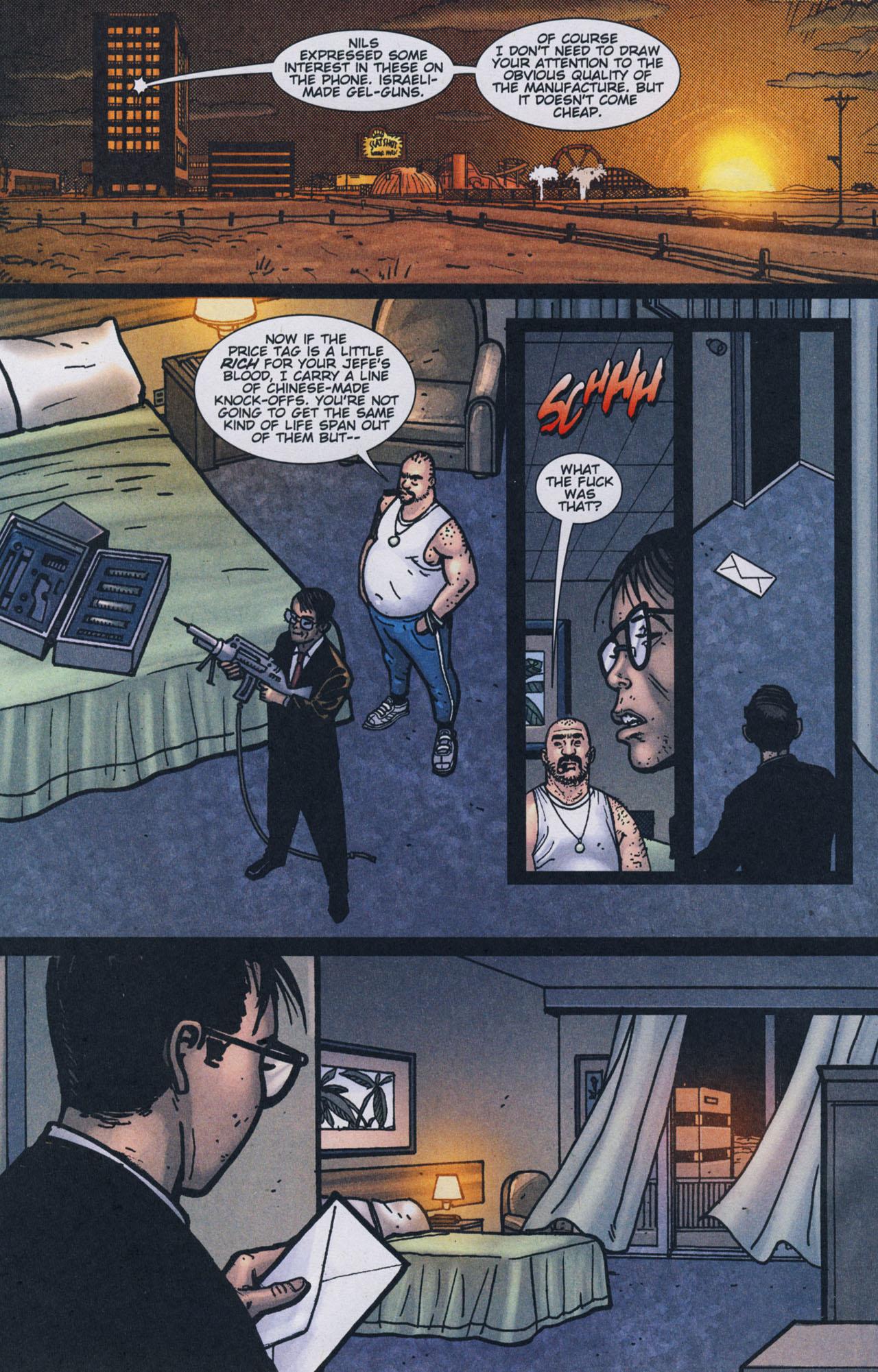 Read online The Exterminators comic -  Issue #17 - 13