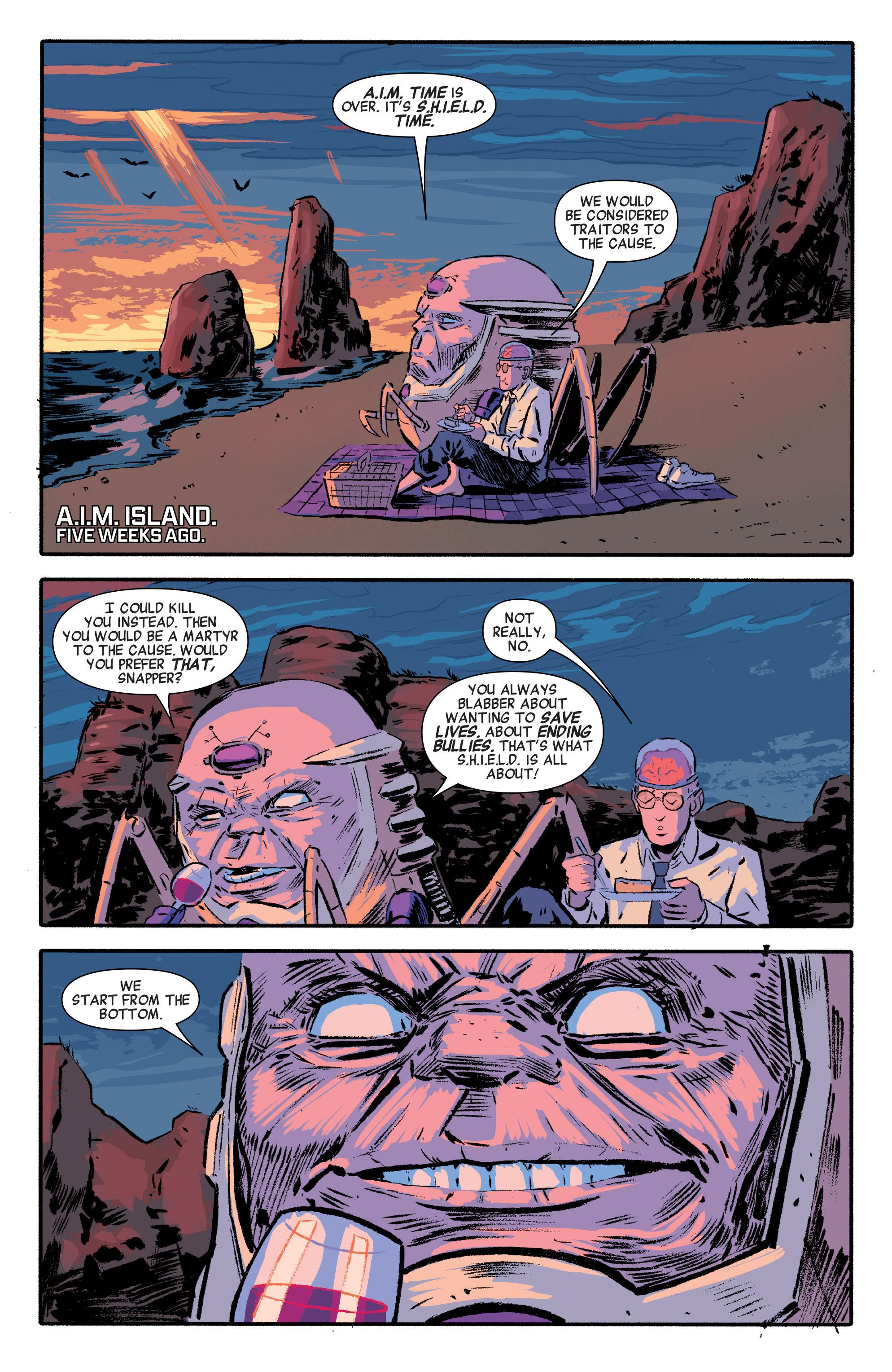 Read online Secret Avengers (2014) comic -  Issue #8 - 12