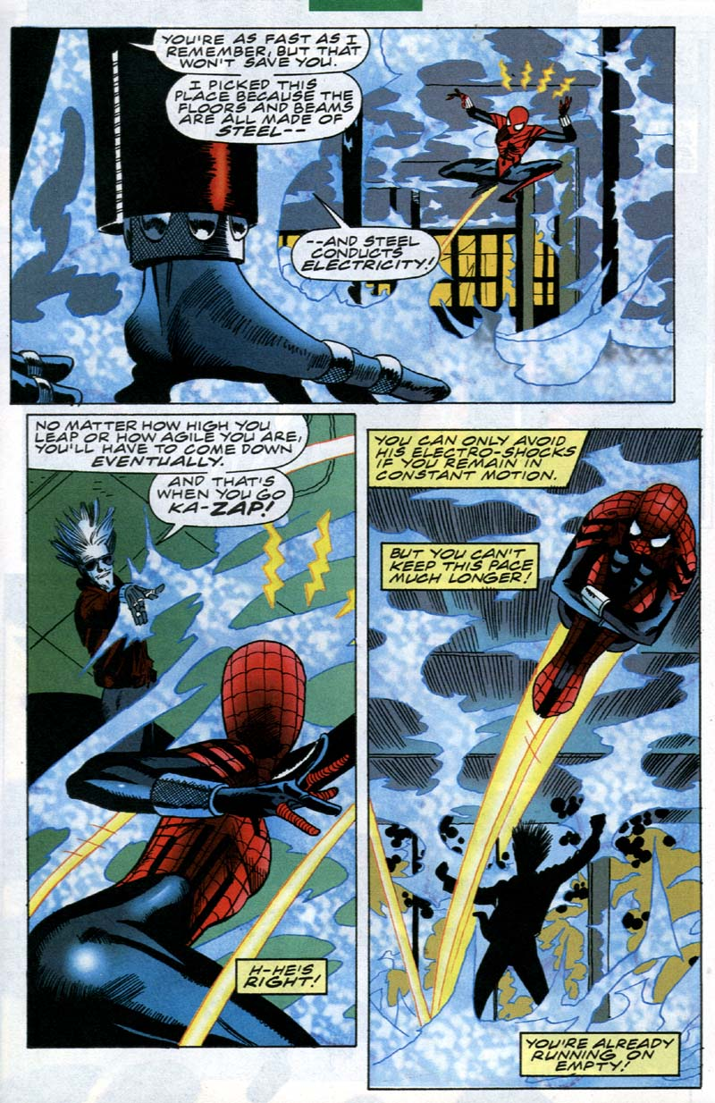 Spider-Girl (1998) Issue #25 #28 - English 33