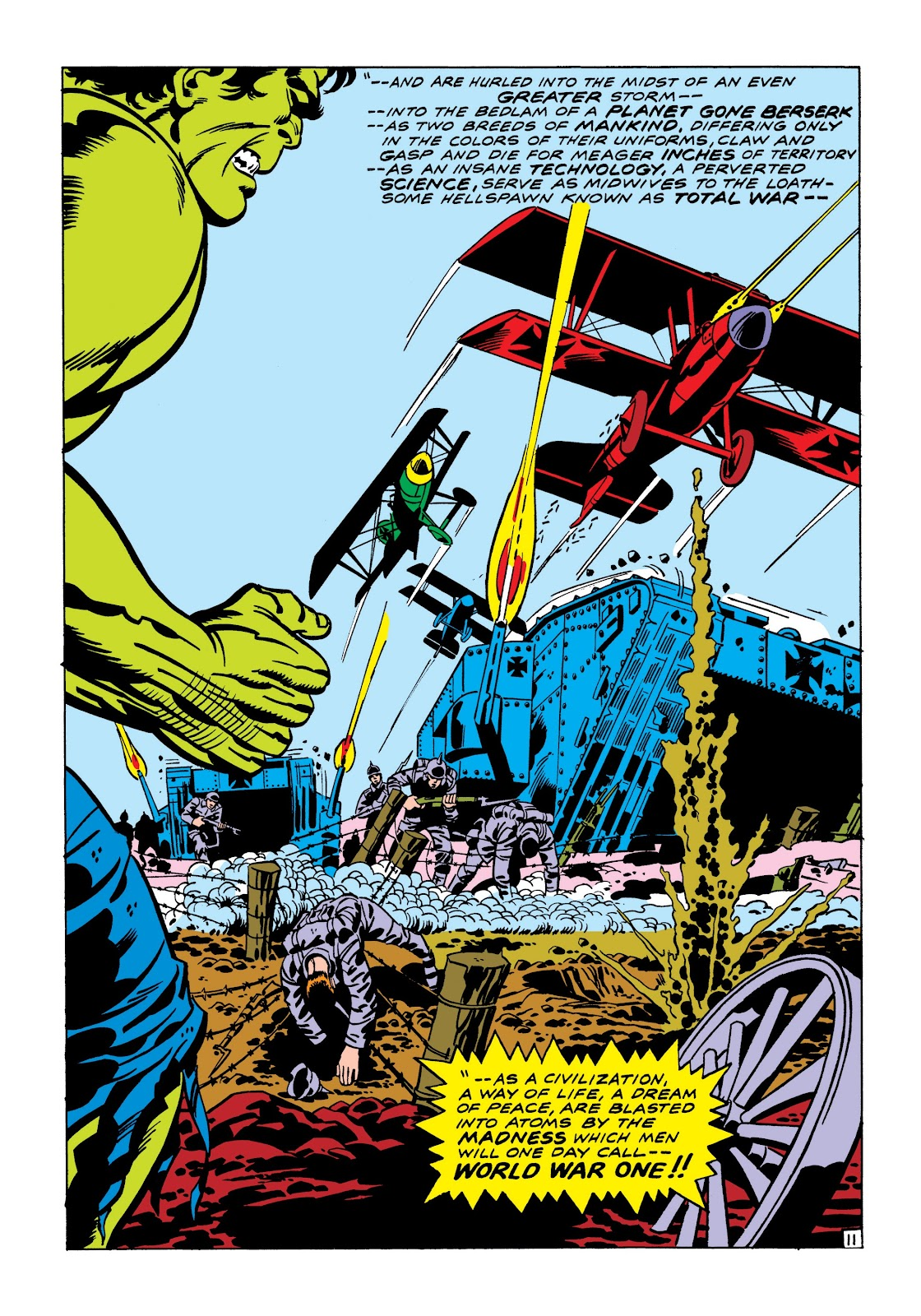 Read online Marvel Masterworks: The Incredible Hulk comic -  Issue # TPB 7 (Part 1) - 18