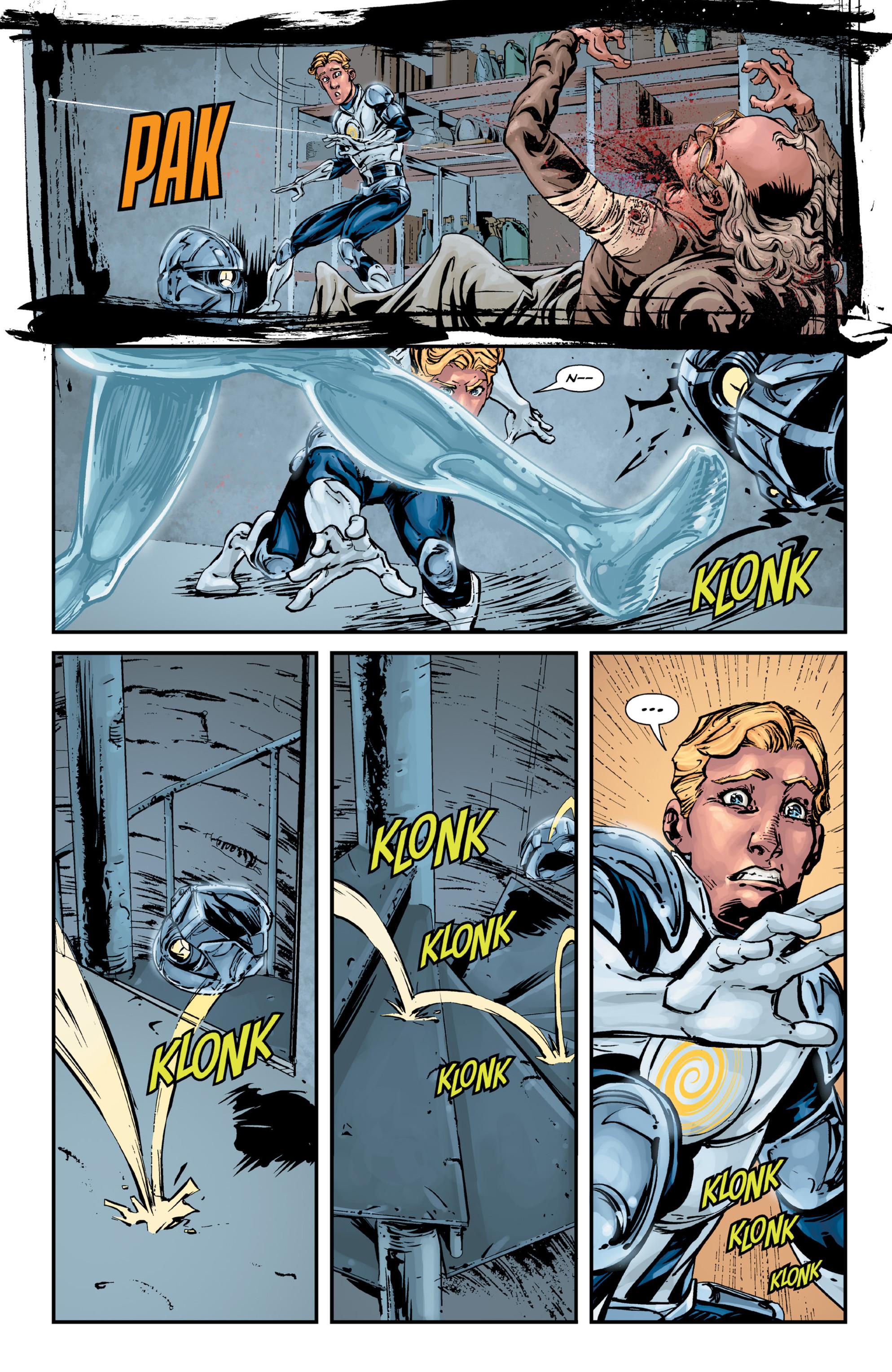 Read online Brain Boy:  The Men from G.E.S.T.A.L.T. comic -  Issue # TPB - 76