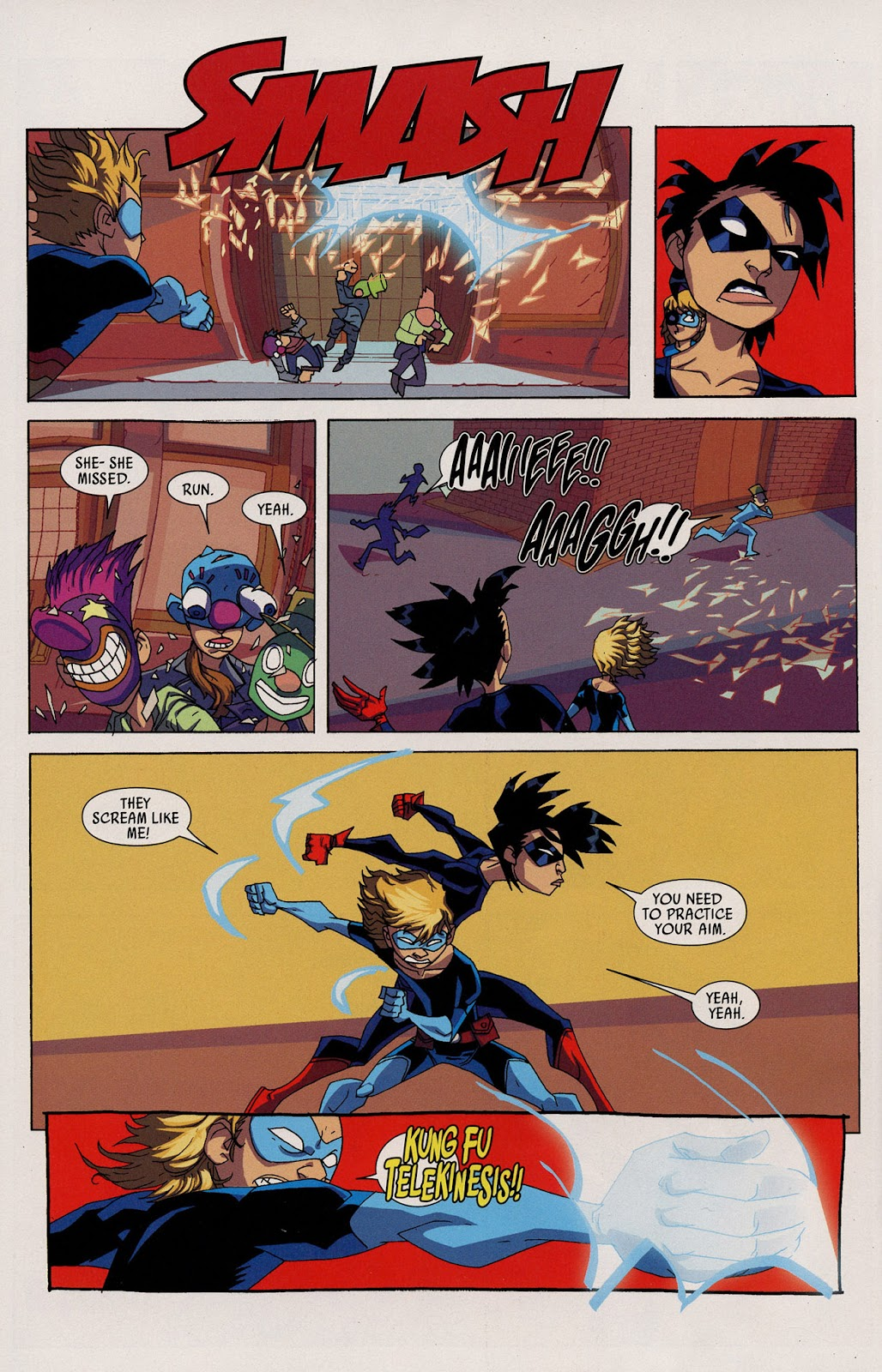 Read online Takio (2012) comic -  Issue #1 - 6