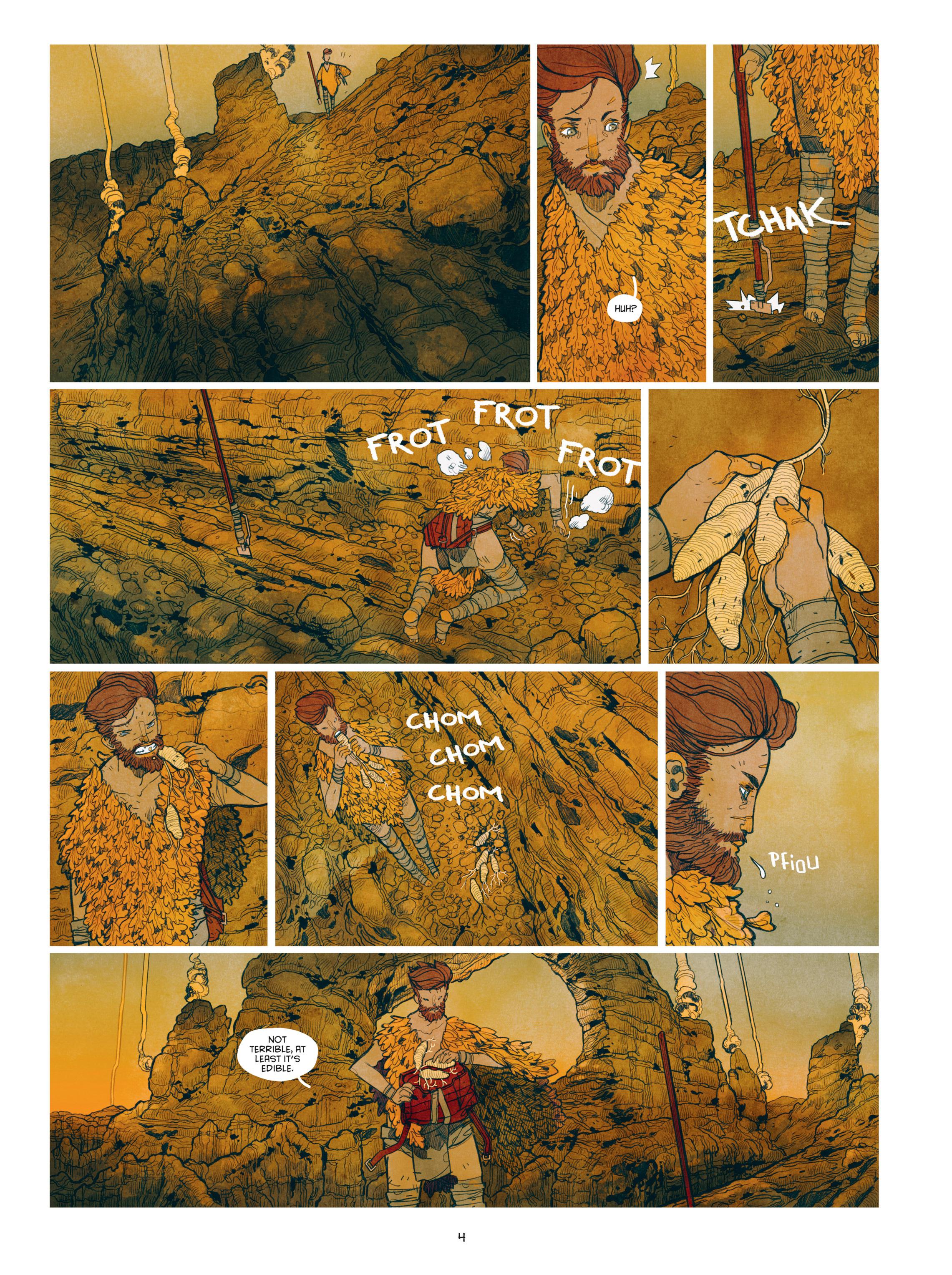 Read online Shangri-La comic -  Issue # Full - 6