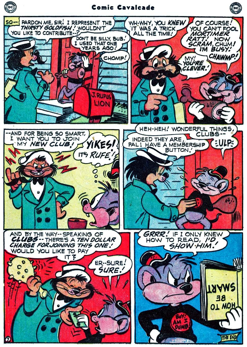 Comic Cavalcade issue 39 - Page 48