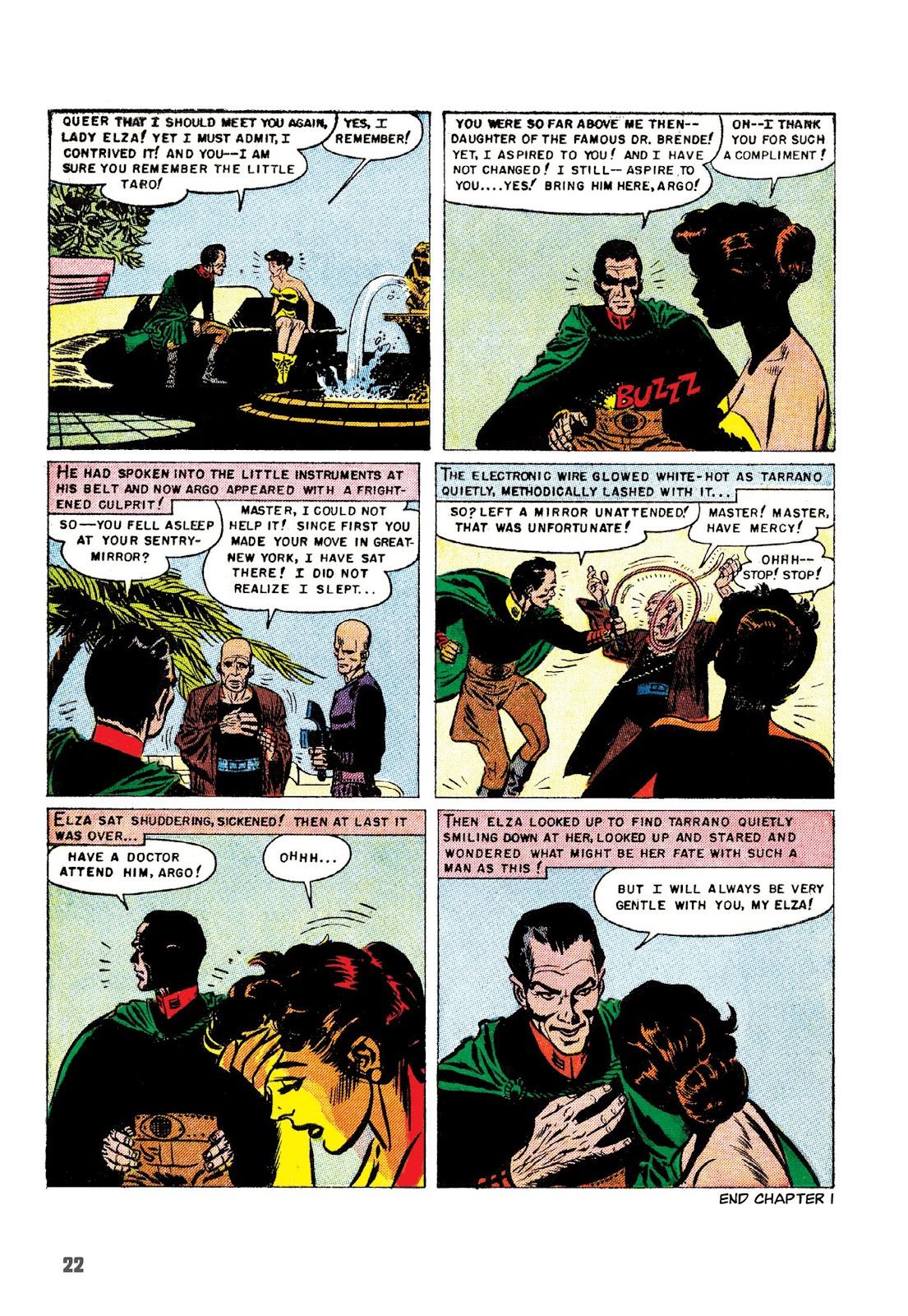 Read online The Joe Kubert Archives comic -  Issue # TPB (Part 1) - 33