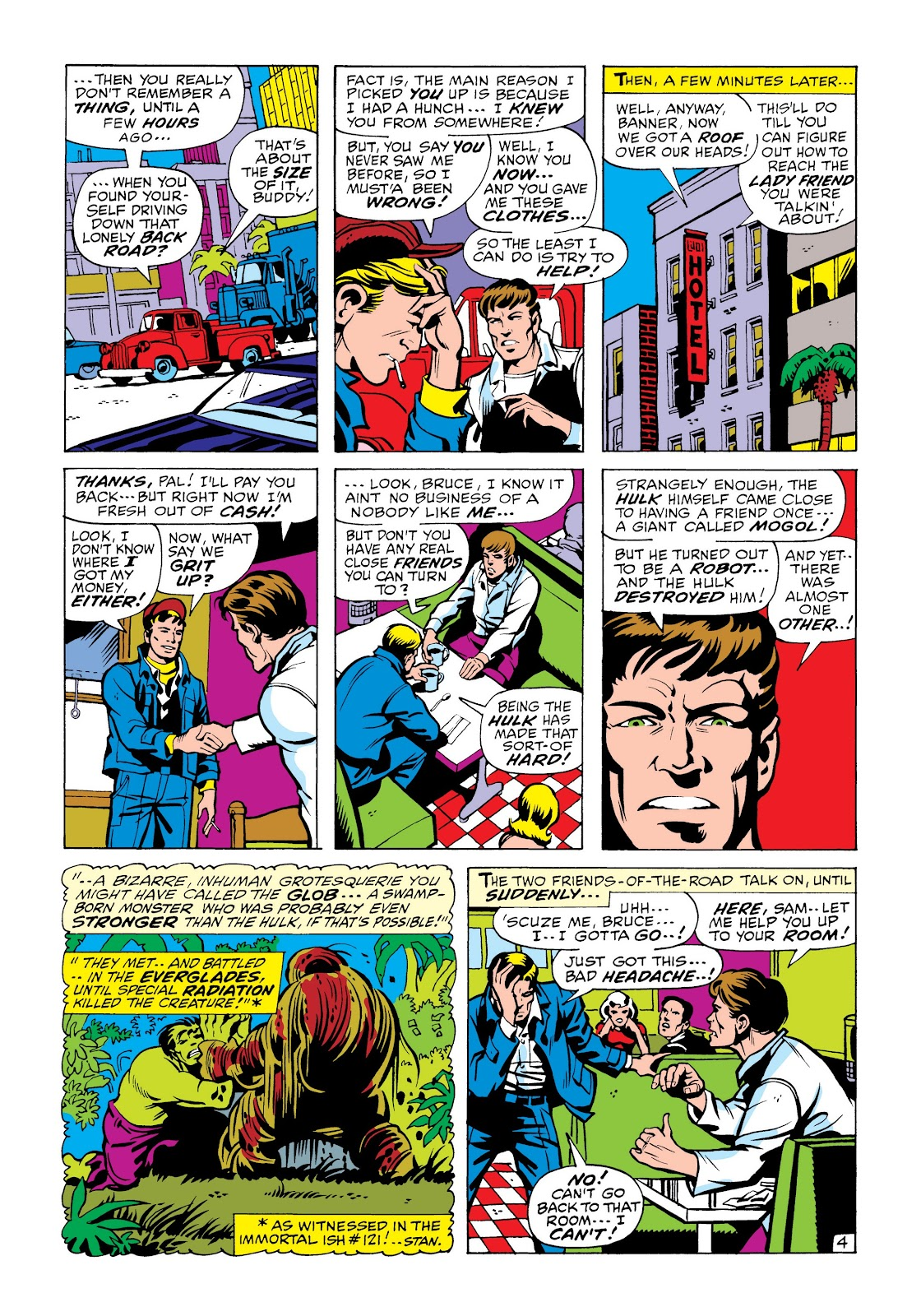 Read online Marvel Masterworks: The Incredible Hulk comic -  Issue # TPB 6 (Part 2) - 58