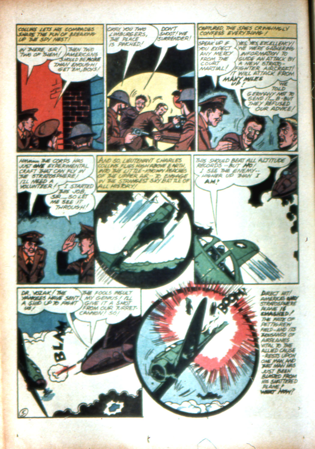 Read online Sensation (Mystery) Comics comic -  Issue #16 - 30