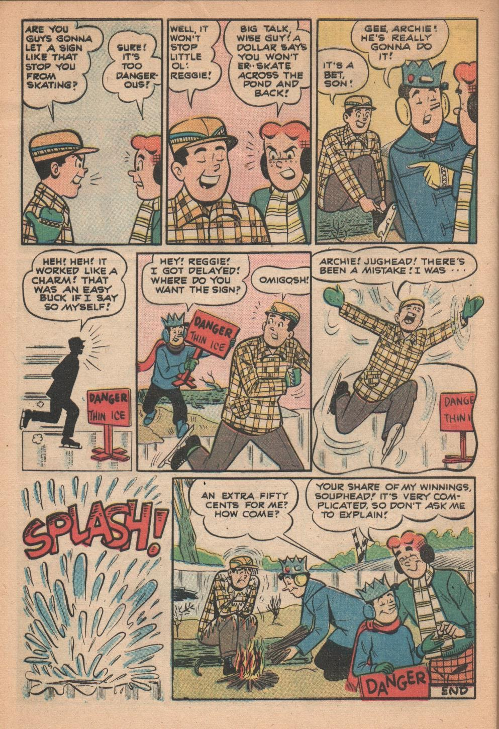 Archie Comics issue 098 - Page 21
