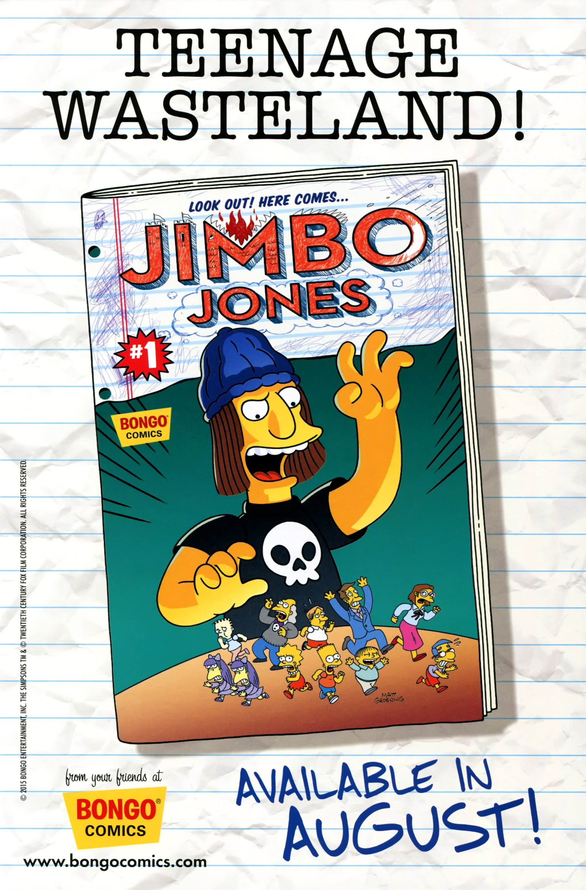 Read online Simpsons Comics Presents Bart Simpson comic -  Issue #97 - 27