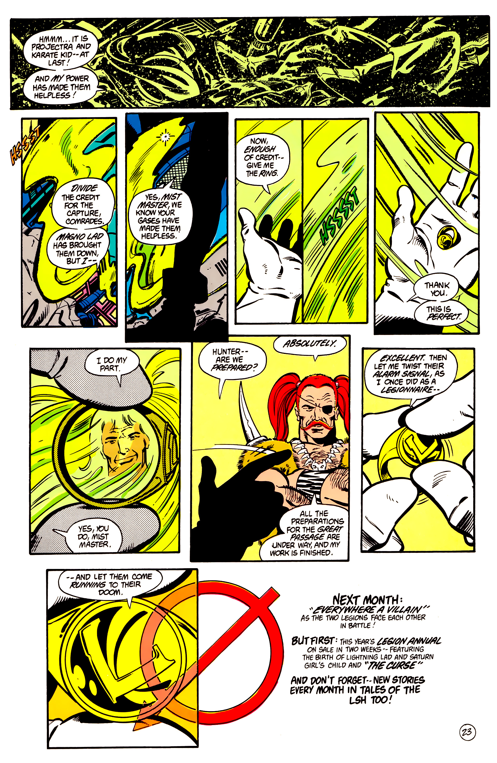 Legion of Super-Heroes (1984) 2 Page 24