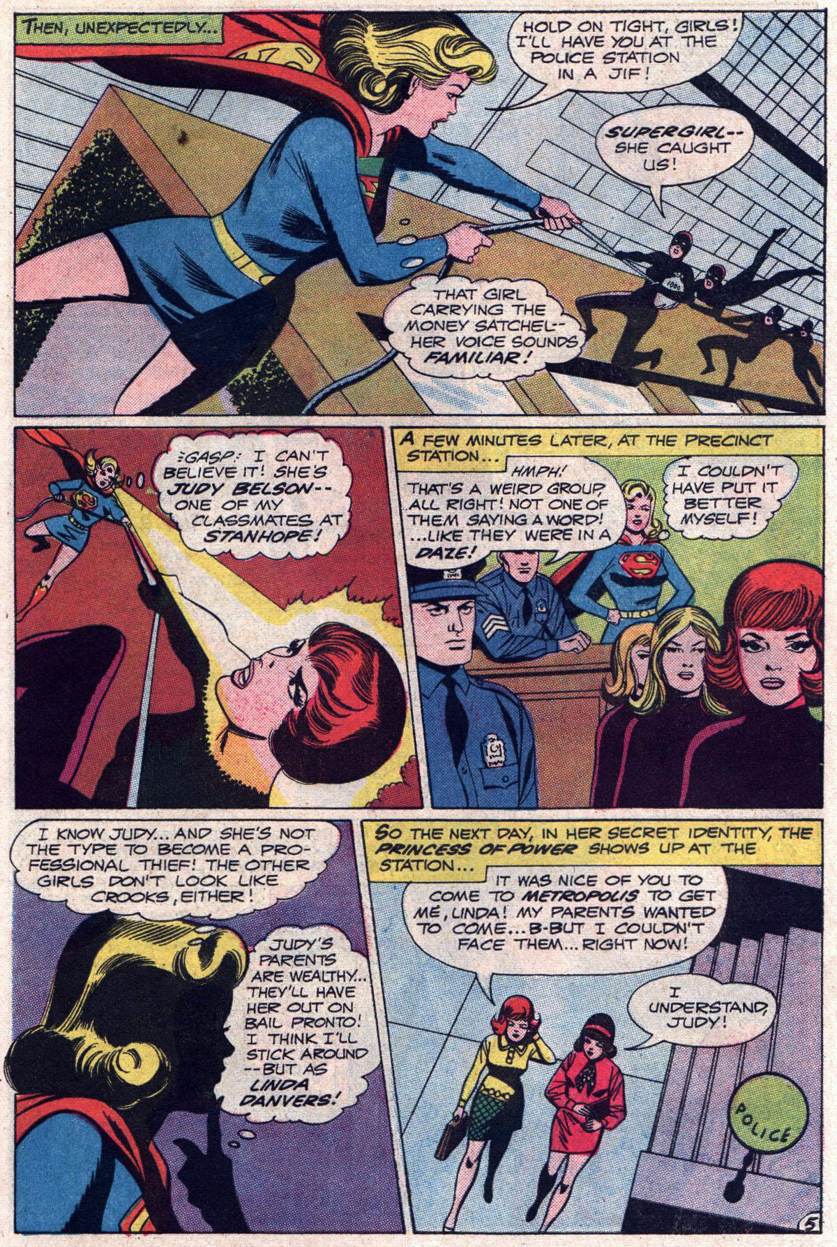 Read online Adventure Comics (1938) comic -  Issue #381 - 7