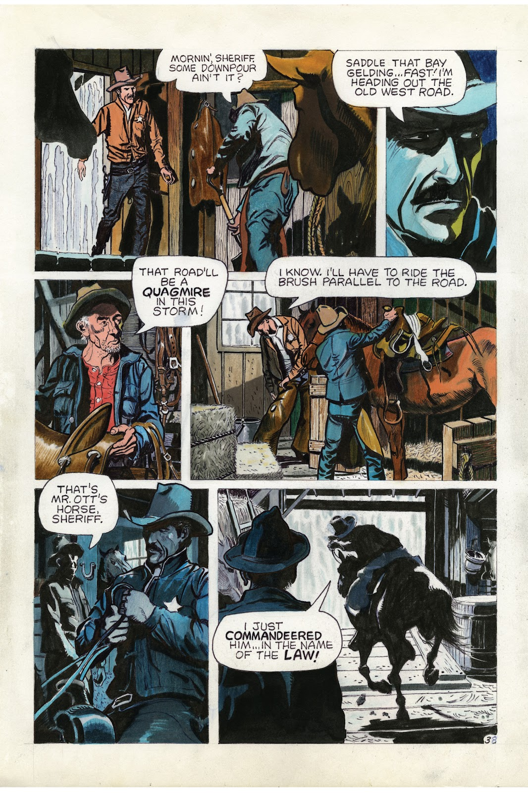 Read online Doug Wildey's Rio: The Complete Saga comic -  Issue # TPB (Part 2) - 4