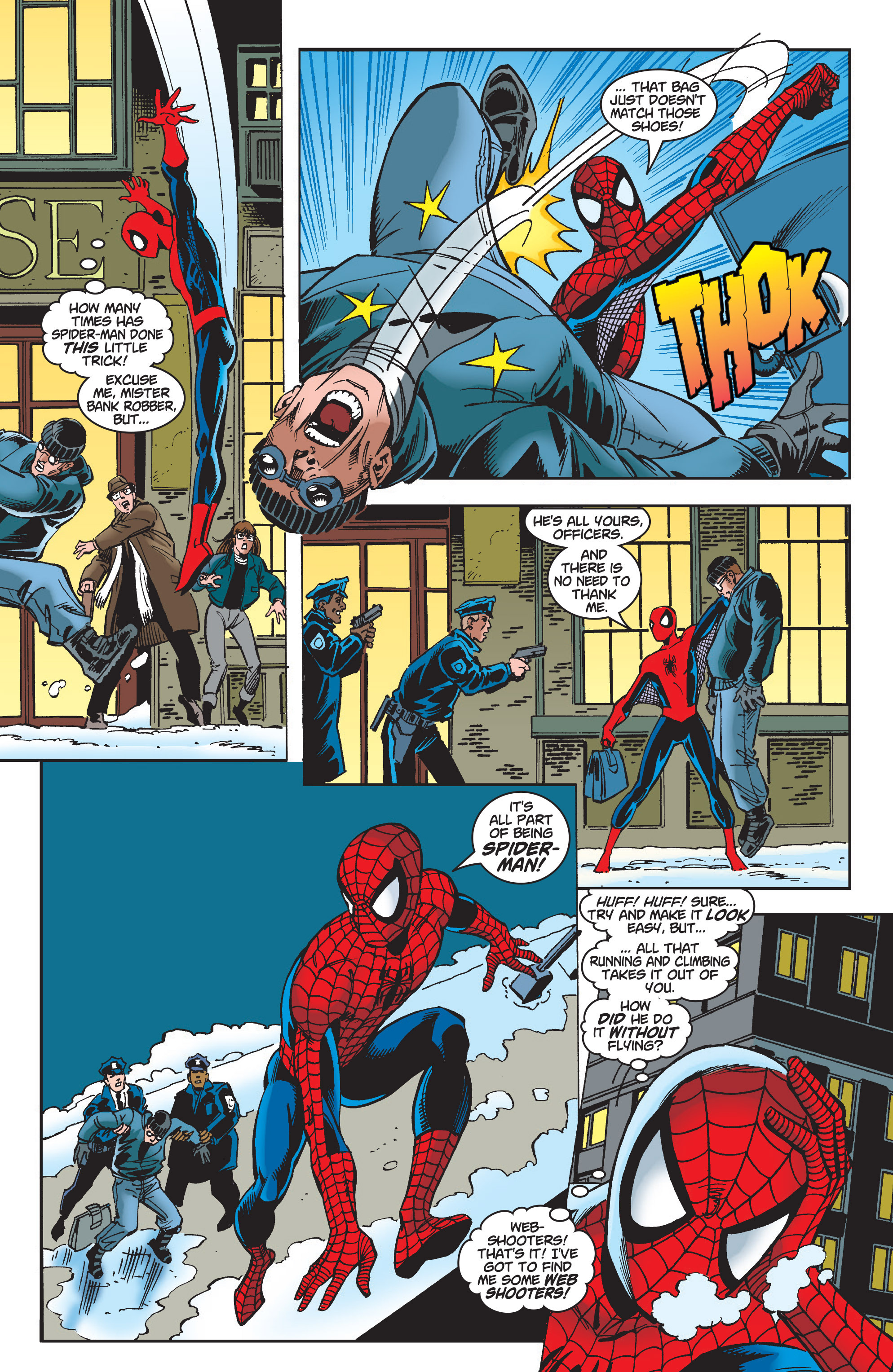 The Amazing Spider-Man (1999) 2 Page 3