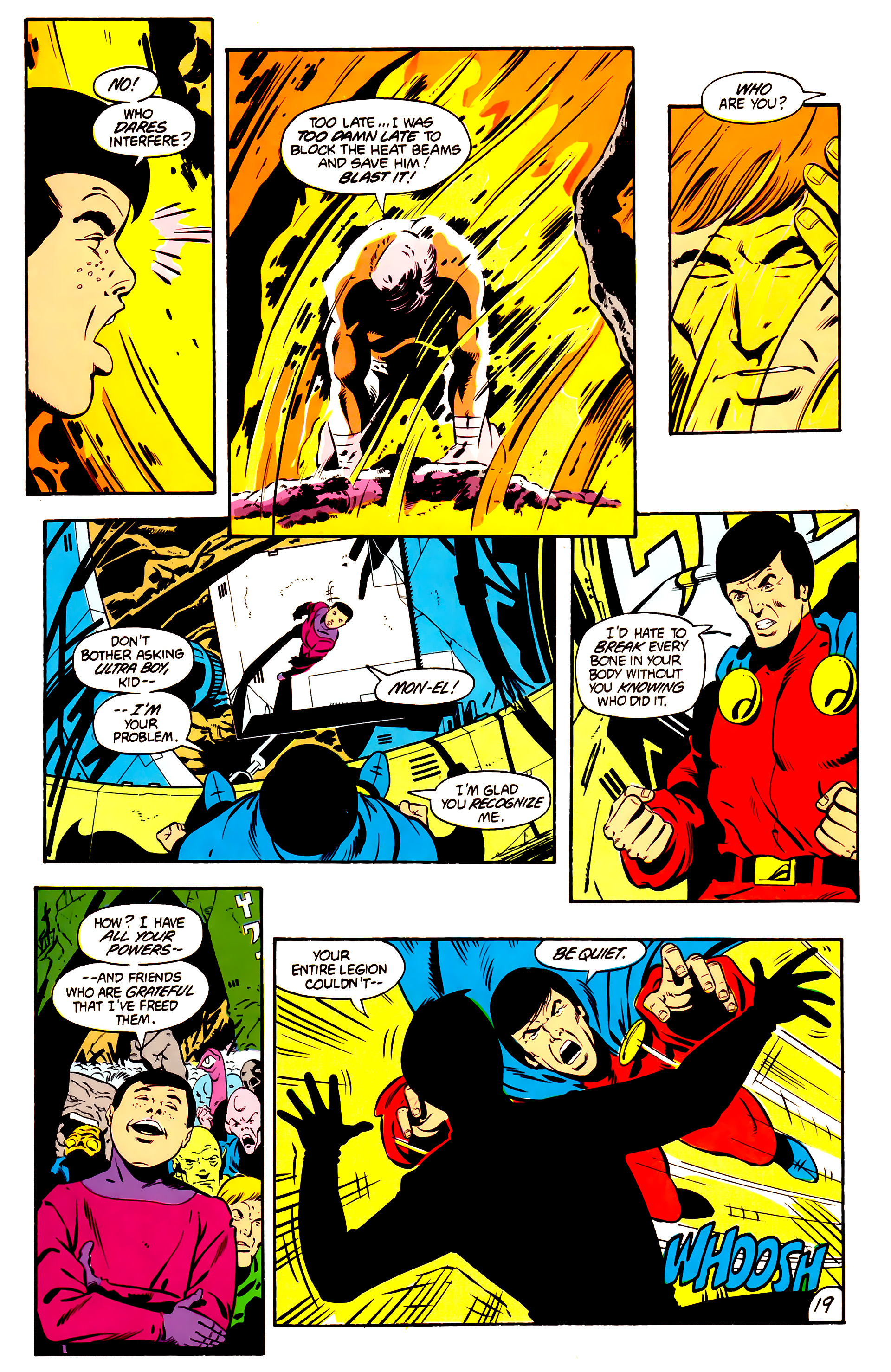 Legion of Super-Heroes (1984) 1 Page 20