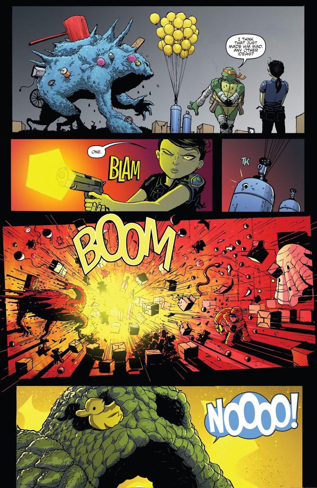 Read online Teenage Mutant Ninja Turtles: The IDW Collection comic -  Issue # TPB 8 (Part 3) - 88