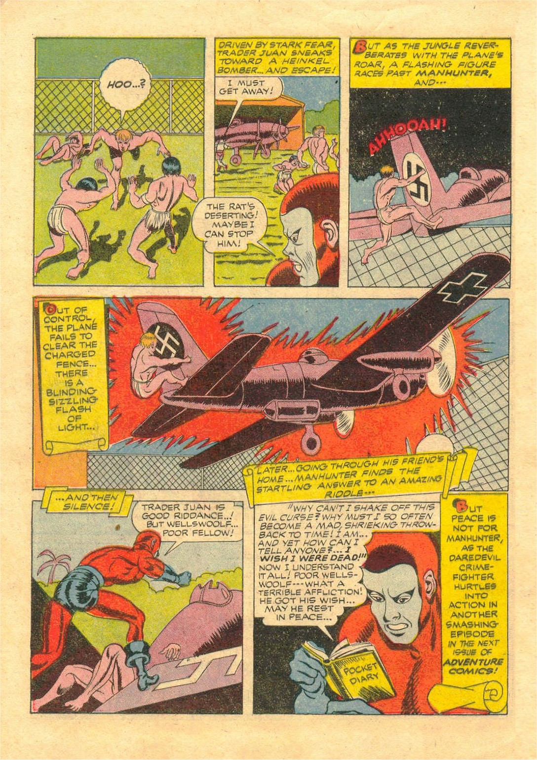 Read online Adventure Comics (1938) comic -  Issue #87 - 51
