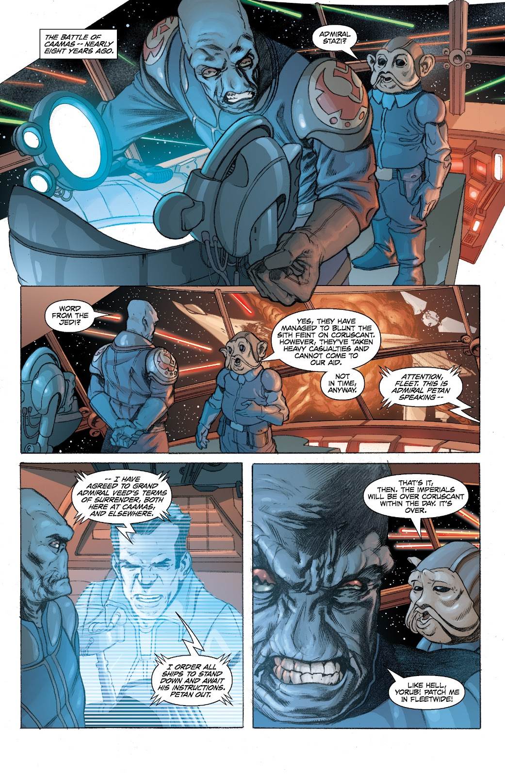 Read online Star Wars Legends: Legacy - Epic Collection comic -  Issue # TPB 2 (Part 1) - 31