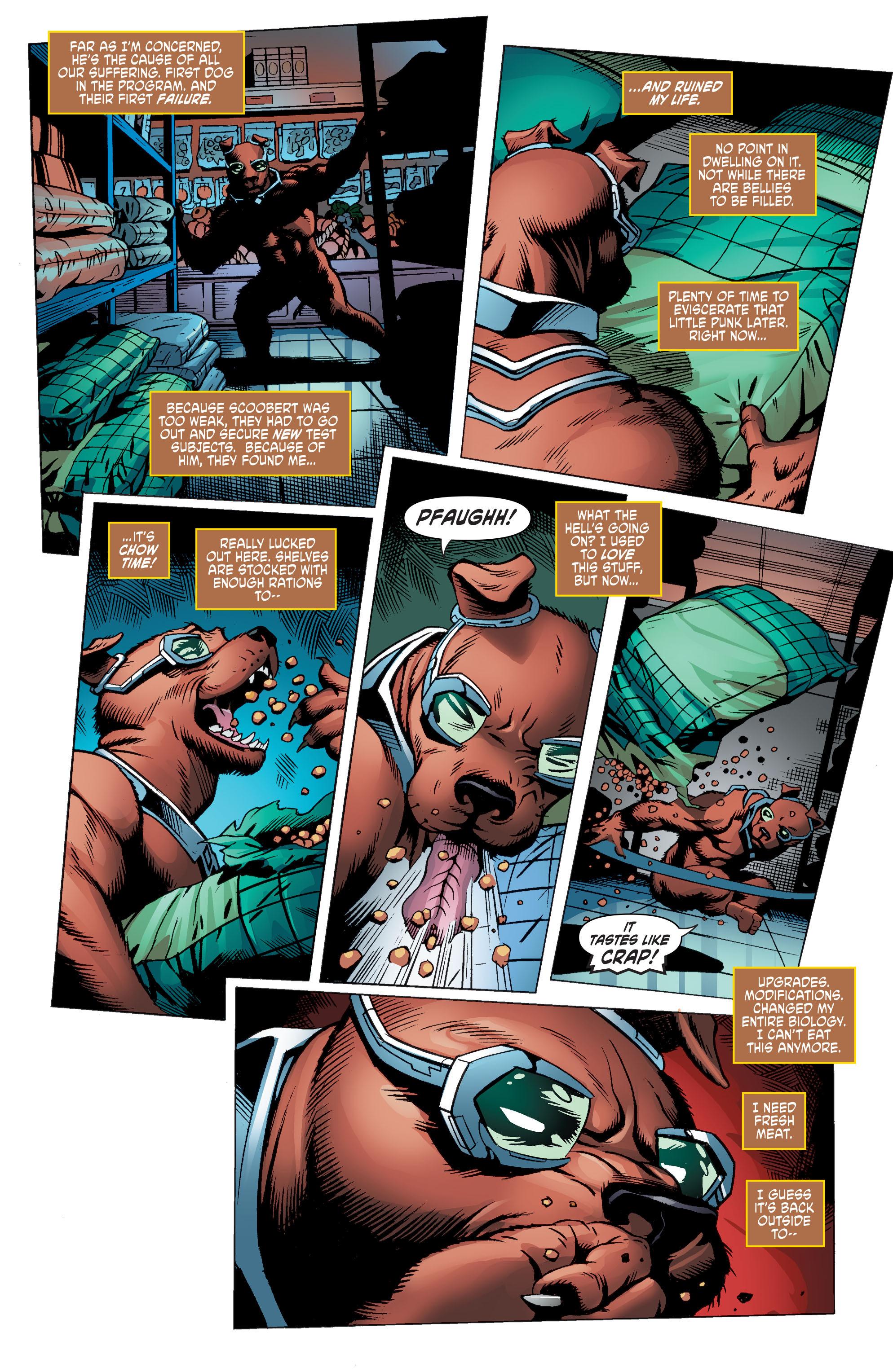 Read online Scooby Apocalypse comic -  Issue #9 - 23