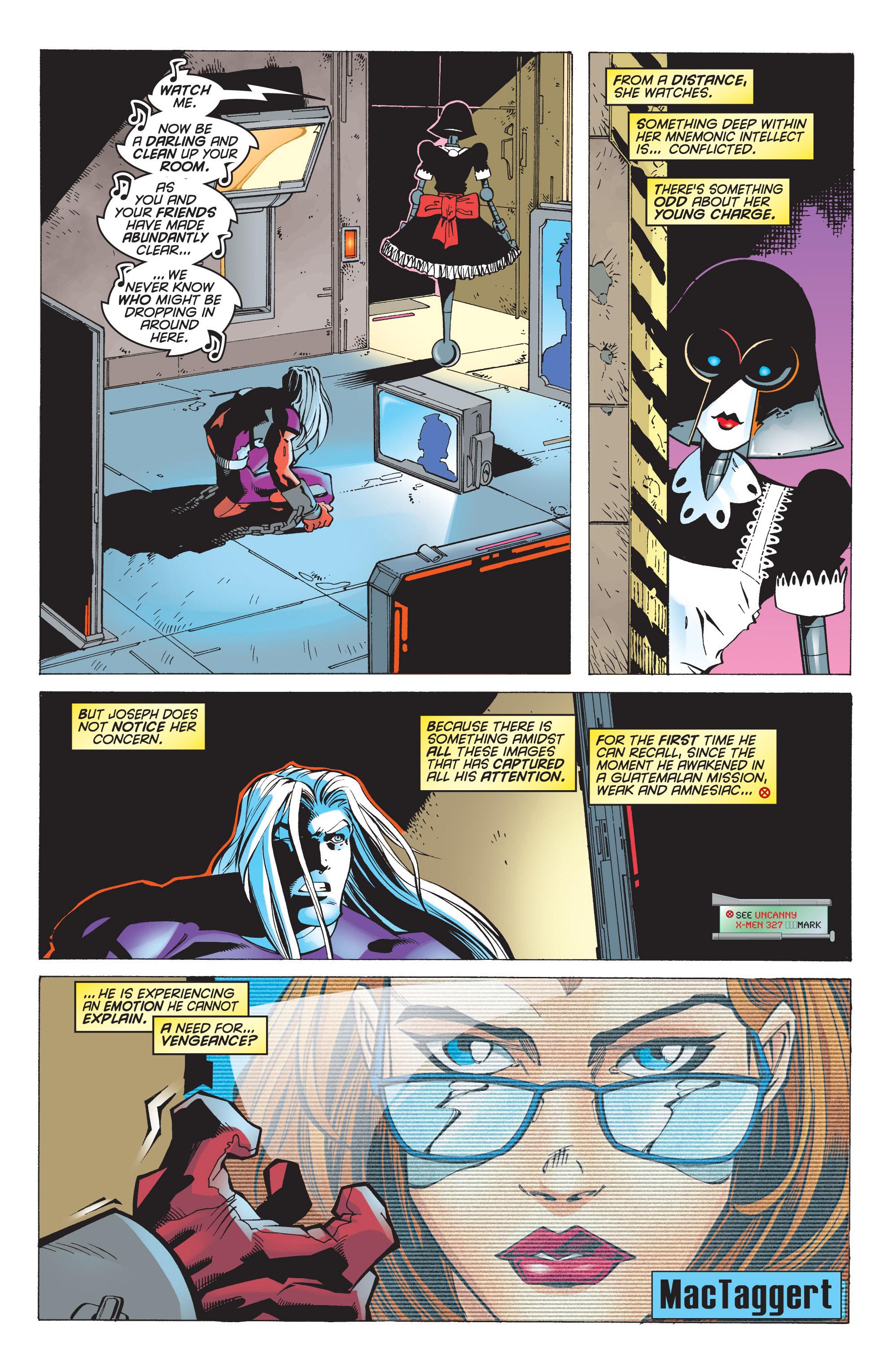 Read online Uncanny X-Men (1963) comic -  Issue #348 - 13