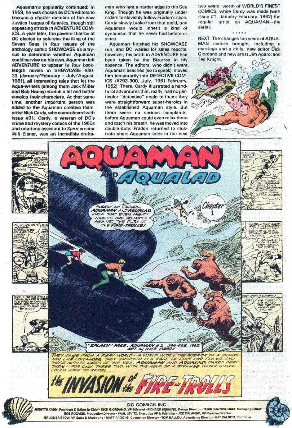 Read online Aquaman (1989) comic -  Issue #3 - 25