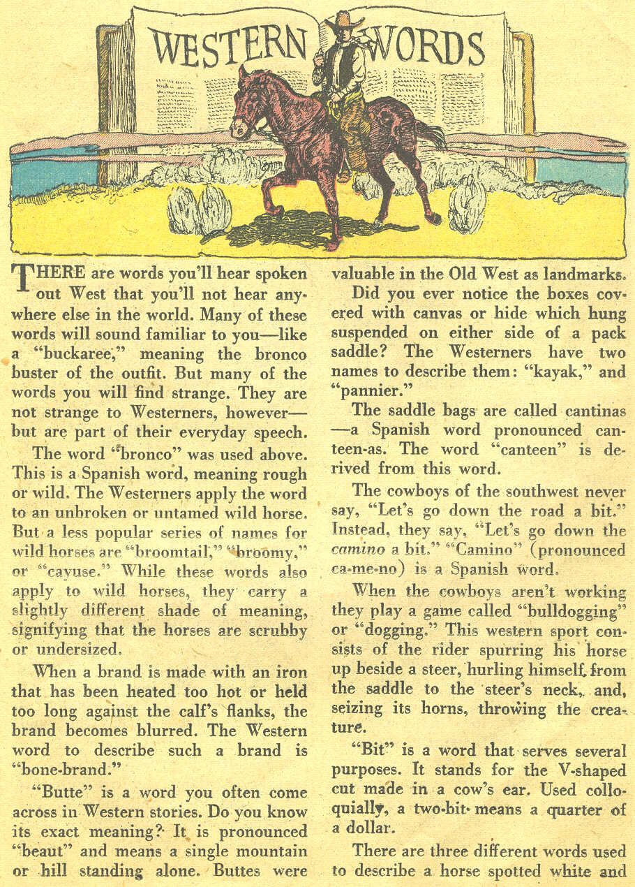 Read online All-Star Western (1951) comic -  Issue #88 - 25