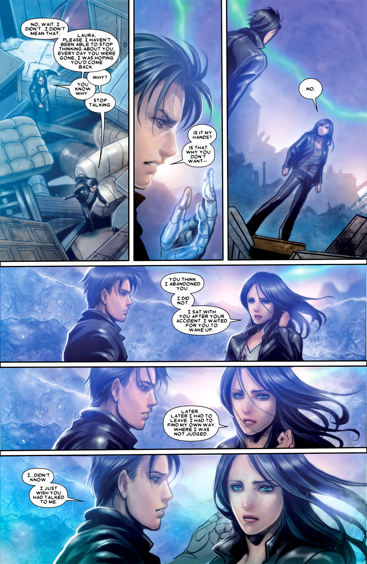 Read online X-23 (2010) comic -  Issue #18 - 15